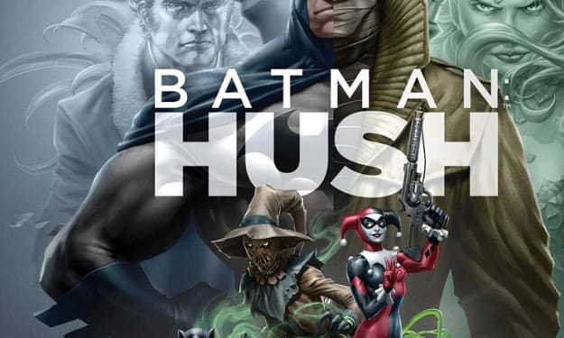 'Batman: Hush' Gets Surgical Improvements