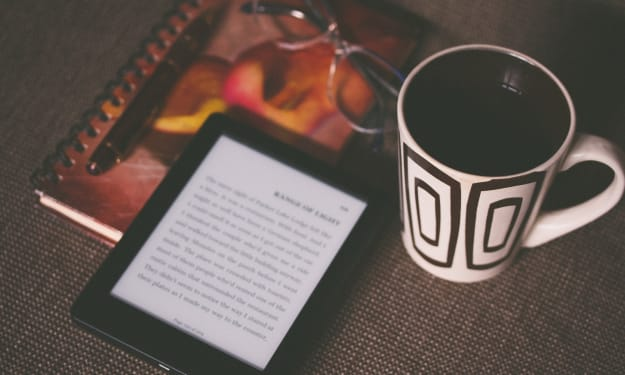 Kindle's Text-to-Speech (TTS)