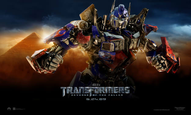 Transformers Revenge of the Fallen Review