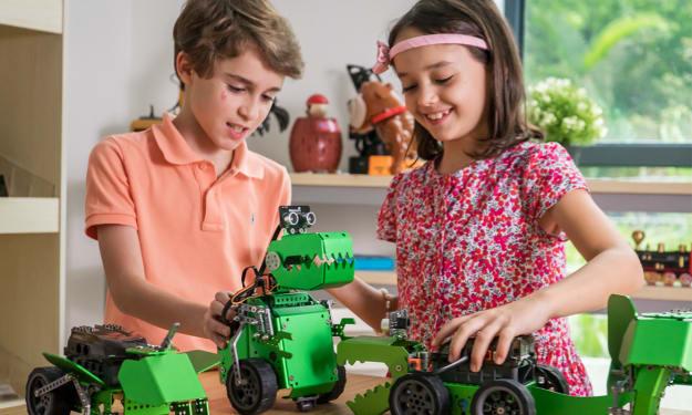 Robobloq Robotics Kits Get Kids Excited About STEM