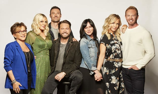 """'BH90210': S01.E02. """"The Pitch"""""""