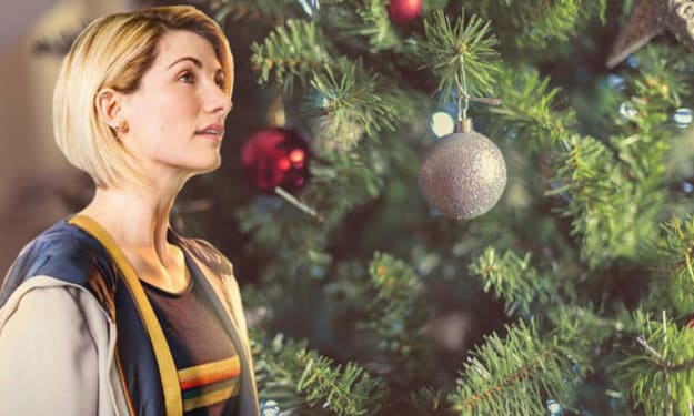 BBC Claims, 'It's Too Early' to Confirm A 'Doctor Who' Christmas Special This Year