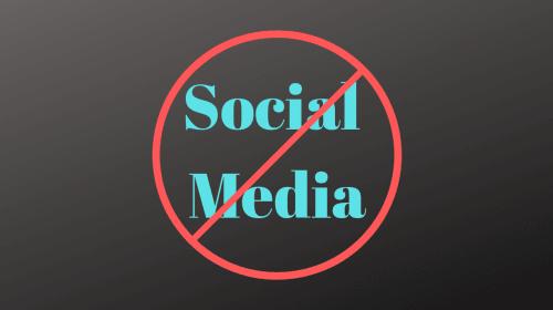 Your Social Media Consumption