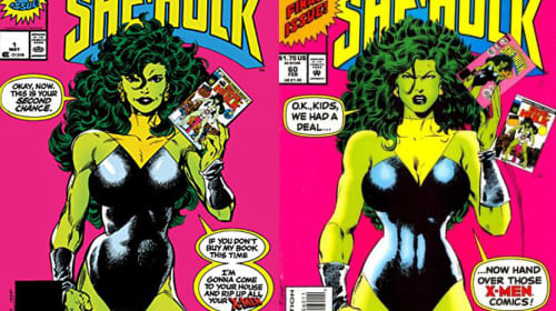 'She-Hulk' Pitch