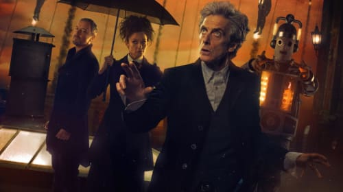 "Peter Capaldi's Twelfth Doctor Makes Epic Comeback as ""The Doctor Falls"" is Nominated for a BAFTA Cymru"