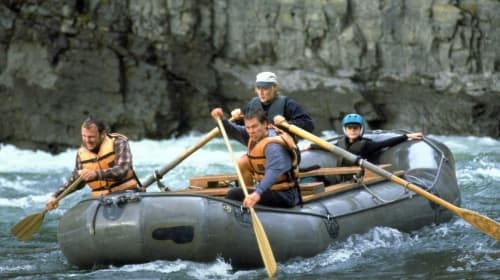 'The River Wild' - A Movie Review