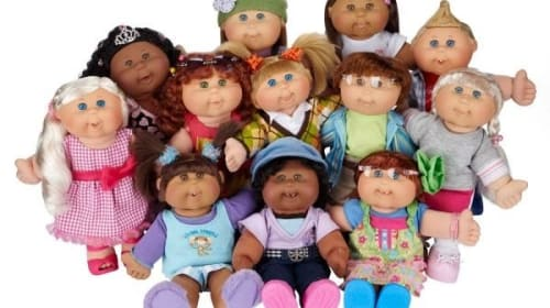 Were You a Cabbage Patch Kids Mummy?