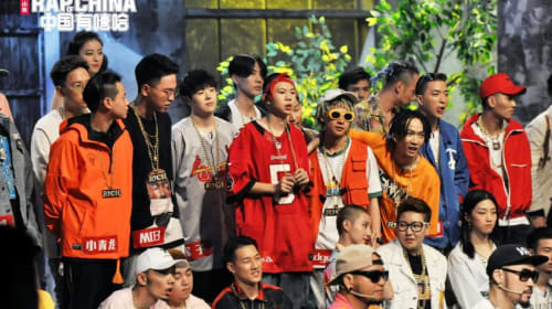 China and Hip-Hop: Appropriate to Appropriate?