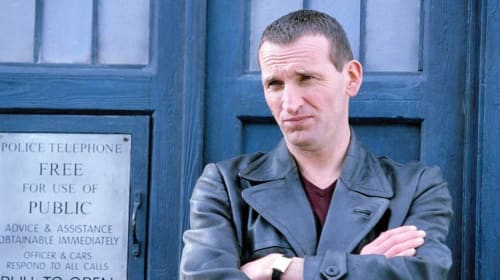 Christopher Eccleston Was Inches Away from Returning to 'Doctor Who' in 2013