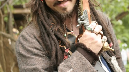 Was Captain Jack Sparrow a Real Person?
