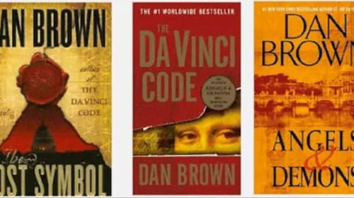 Book Review: The Robert Langdon Series