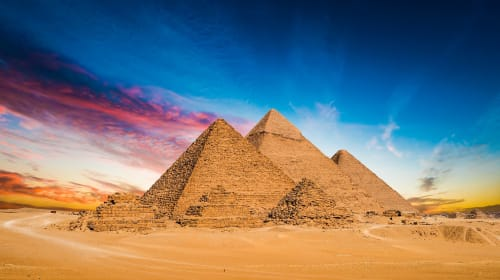 Best 8 Places in Egypt