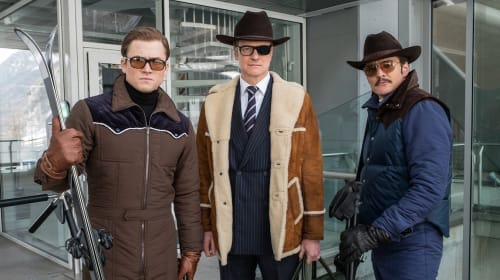 My Review of 'Kingsman: The Golden Circle'