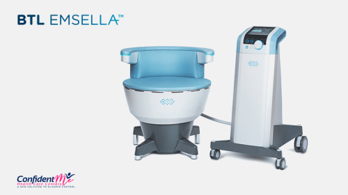 BTL Emsella—A New Solution to Bladder Control