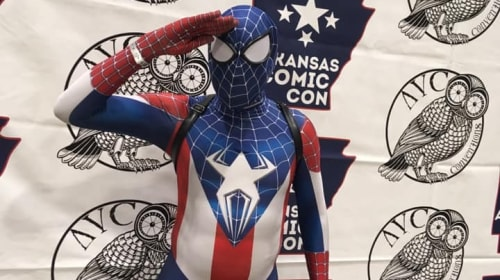 Arkansas Comic Con 2019 Review