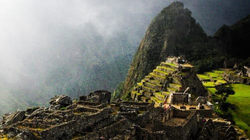 Everybody Does Machu Picchu Wrong