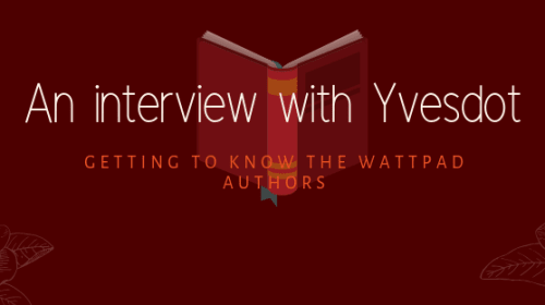 Interview with Yvesdot