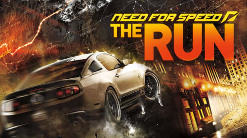 'Need for Speed: The Run'