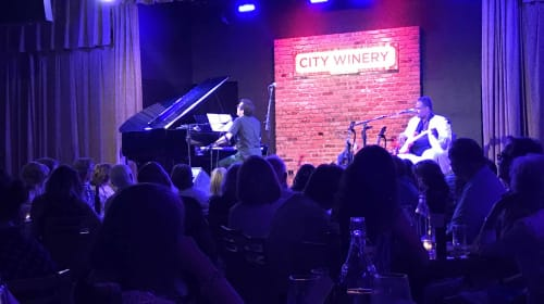 AJ Croce at City Winery