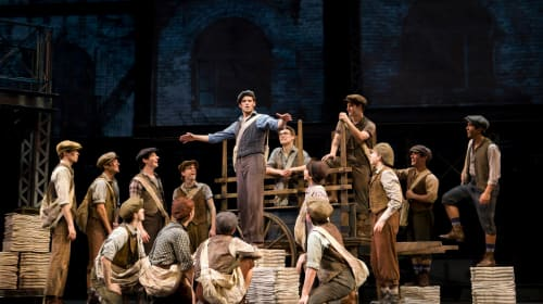 The 'Newsies' Revival We All Deserve