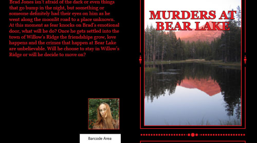 Murders at Bear Lake