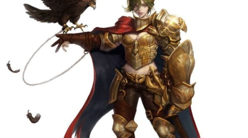 The Eagle and the Gauntlet