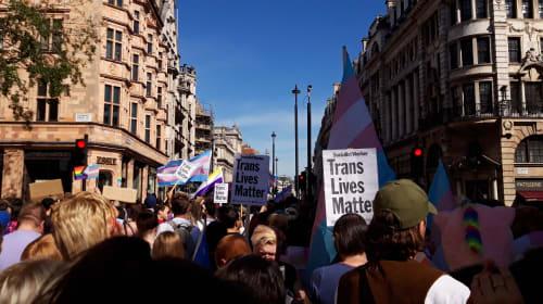 London Trans Pride