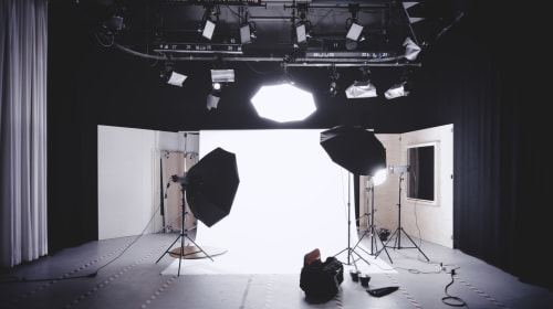 How to Set Up Your Own Photo Studio