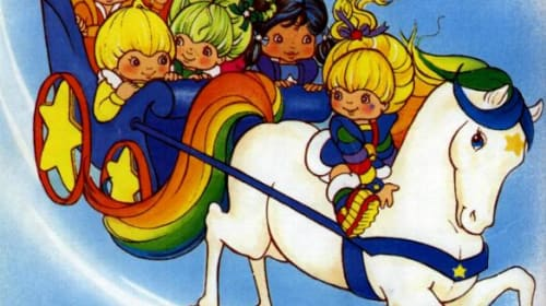 'Rainbow Brite;' Let's Go to Rainbow Land