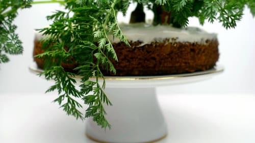 Australian Carrot Cake