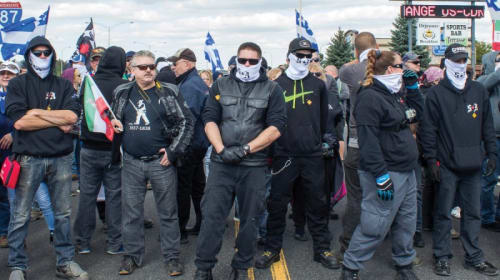 How Québec's Nationalist Movement Became the Spearhead of Racist Militancy