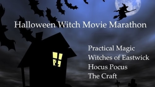 Witchy Movies for Halloween