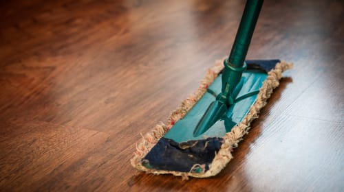 Mopping Didn't Help? Now What?