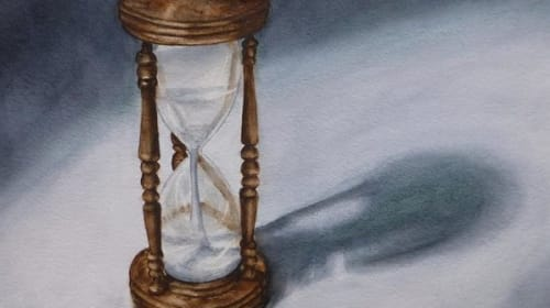 The Death of Time
