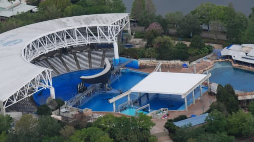 """Sorry Activists, but Seaworld's Killer Whale Habitats Are Not as """"Small"""" as They Look"""