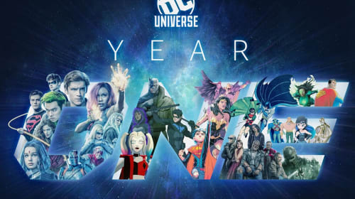 A Look Back at DC Universe: Year One