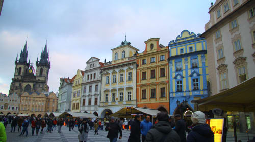 Prague: Fear and Beauty