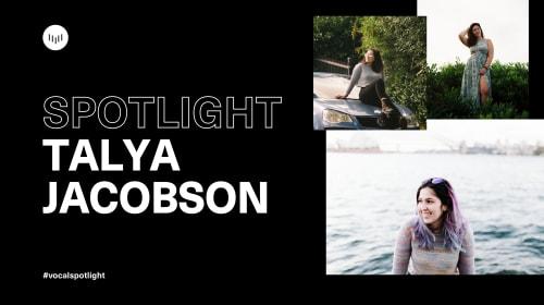 Creator Spotlight: Talya Jacobson