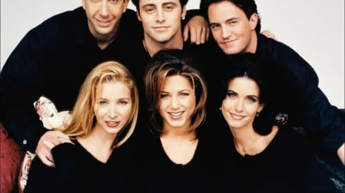 Loving 'F.R.I.E.N.D.S' While Black
