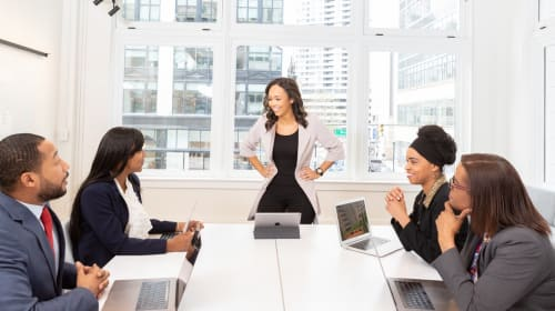 3 Career Ideas for Natural Born Leaders