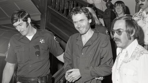 Ted Bundy: The Ladies Man