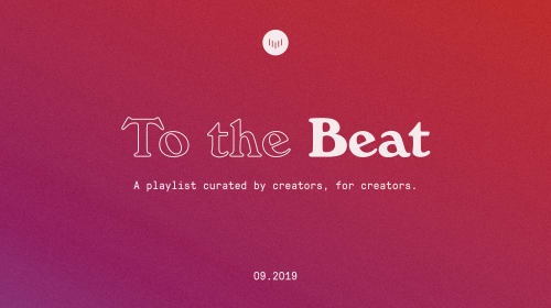 To the Beat: September 2019