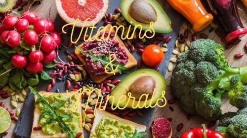 Do I Need Vitamins and Minerals?