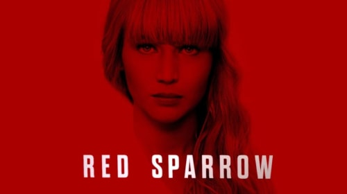 'Red Sparrow' (2018)
