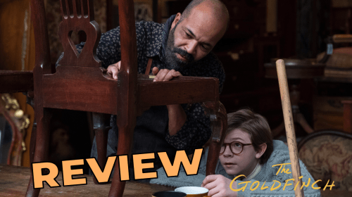 'The Goldfinch' Review—A Beautiful Mess