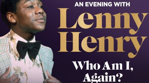 Lenny Henry in Conversation