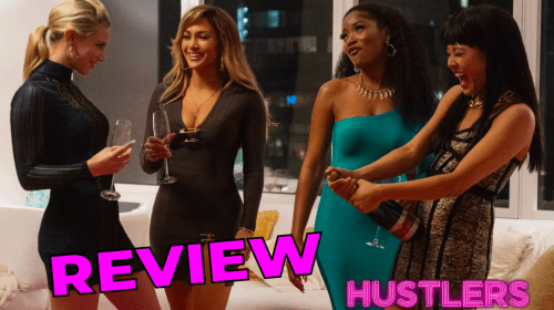 'Hustlers' Review—Entertaining and Sexy