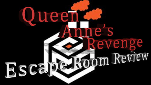 Quest Factory: 'Queen Anne's Revenge'