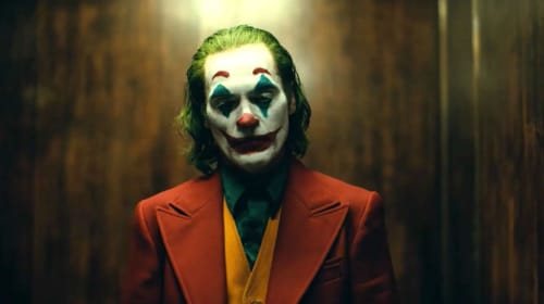 'Joker' Is a Beautiful Car Crash