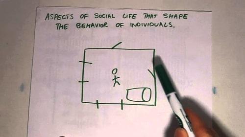 A Response to Émile Durkheim's 'What Is a Social Fact?'